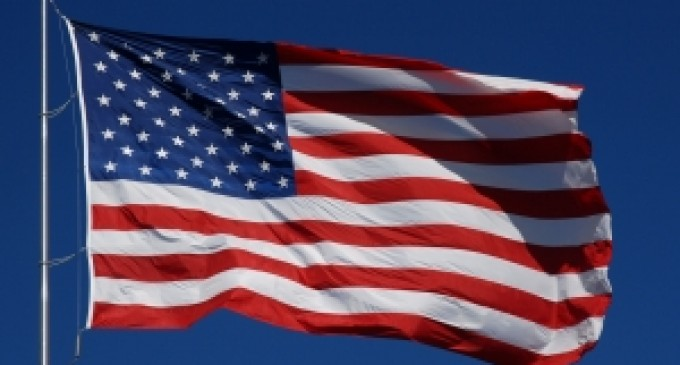 High School Bans Students From Flying American Flags On Their Vehicles