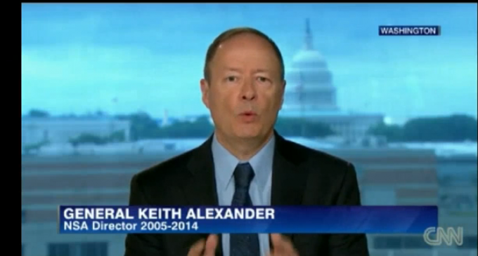 Former NSA Director: 'An Attack Is Going To Come'