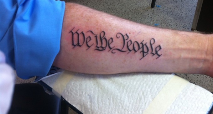 The Tattoo All Politicians Should Be Required To Get Before Taking Office