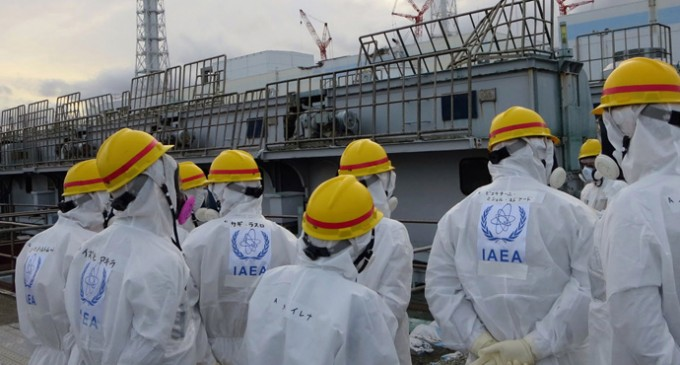 Plumes Of Steam Coming From Fukushima, US Gov't Orders 14 Million Doses of Potassium Iodide