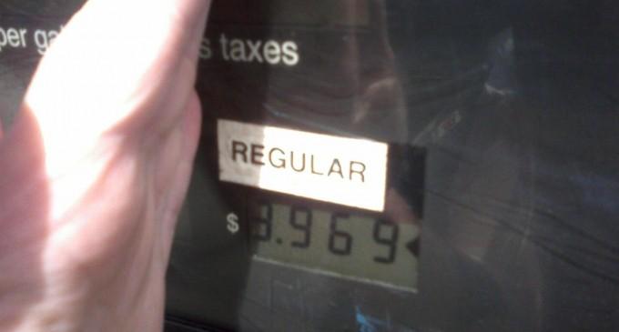 Democrat Introduces Gas Tax Legislation
