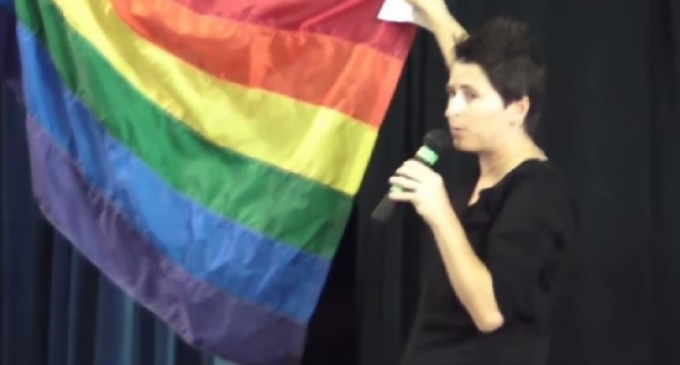 CA Elementary School Kids Forced To Attend Gay Indoctrination School Assembly
