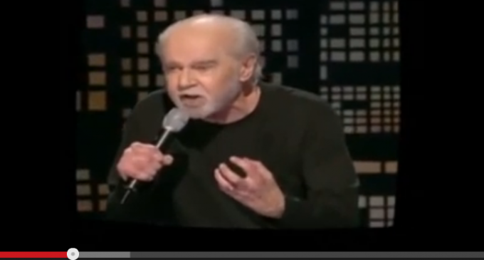 George Carlin Classic: The OWNERS of this country have got you by the balls!