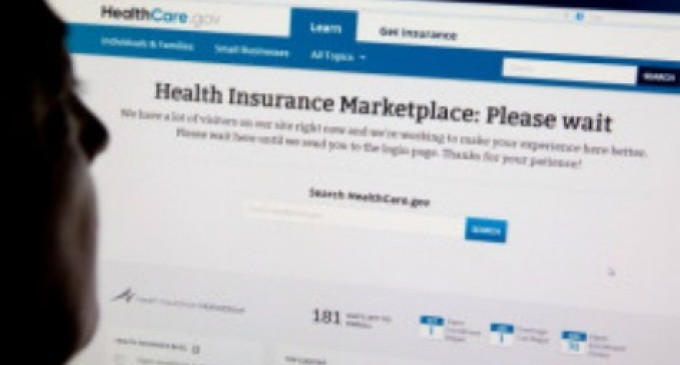 Two Days From Deadline Obamacare Site Still Failing