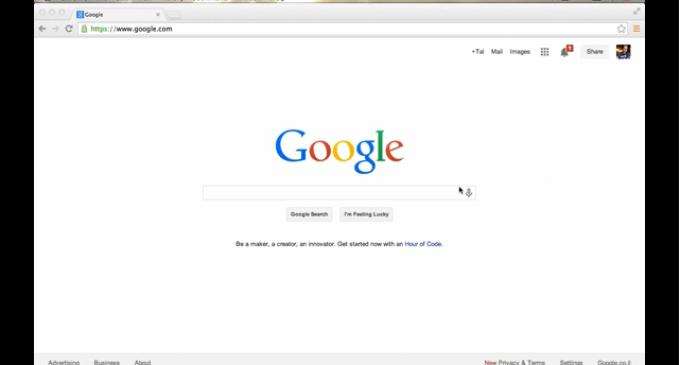 CAUTION: Google Chrome Bug Allows Malicious Sites To Record You