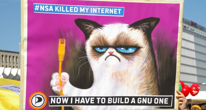 Feinstein Accidentally Confirms That NSA Is Tapping The Internet Backbone