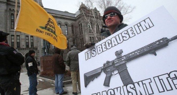 Gun Control Fail: 99% Not Registered As New York's 'Assault Weapon' Registration Deadline Nears