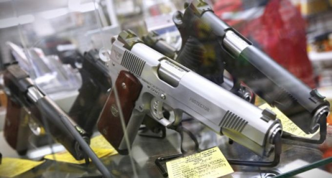 Data Shows Huge Surge In U.S. Gun Sales: March Background Checks Break Record
