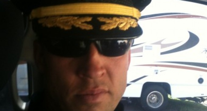 Police Chief Fired After Signing Pledge to Uphold Constitution