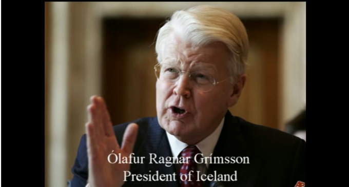 How To Fix The Economy: Follow Iceland's Lead