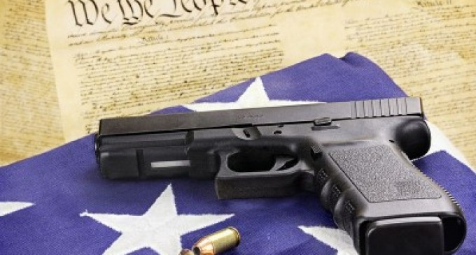 California Enacts 'Gun Violence Restraining Order' Law