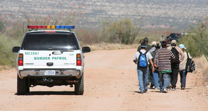 Border Patrol Agent: We Will Get Fired If We Uphold The Law