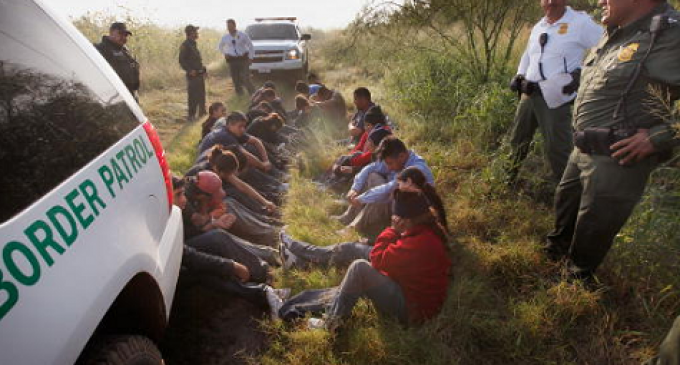 Illegal Immigrants Released Across Country To Ease Over-Crowding
