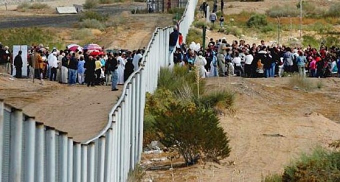 EX-BORDER AGENTS: THE IMMIGRANT FLOOD IS 'ORCHESTRATED'