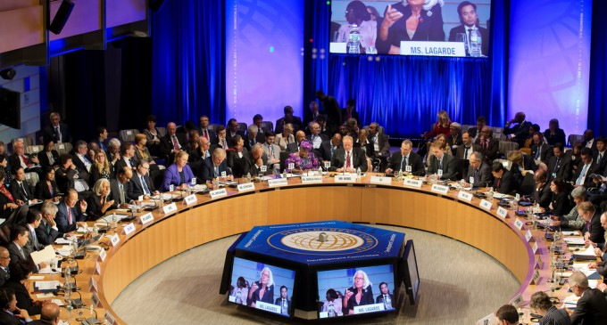 IMF Pushes Plan to Plunder Global Wealth