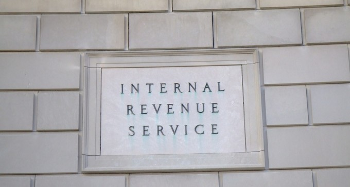 "New IRS docs show they targeted ""anti-Obama"" groups"