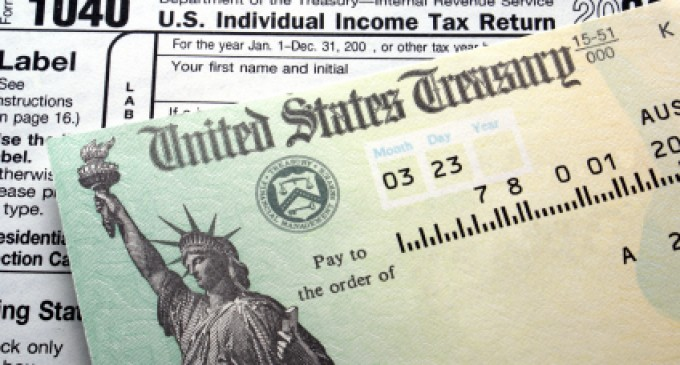 IRS Pays Out Billions To Illegal Immigrants To Stay In the US