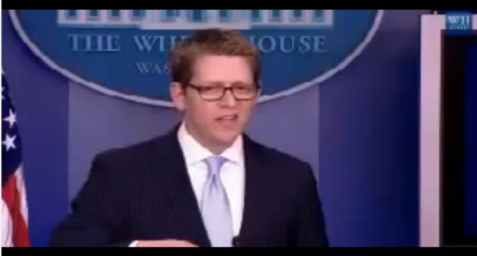 Jay Carney: Benghazi Email Wasn't About Benghazi
