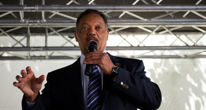 "Rev. Jesse Jackson: Arab Americans Are ""The New America"""