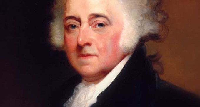 Wise Words: John Adams on Property Rights
