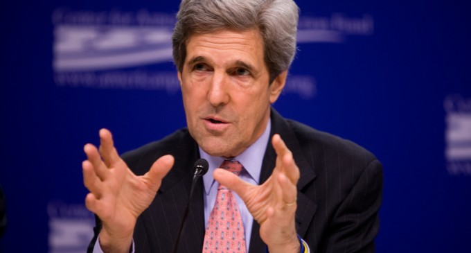 Russia Moves to Annex Crimea: Kerry Unleashes a Stern Scolding!