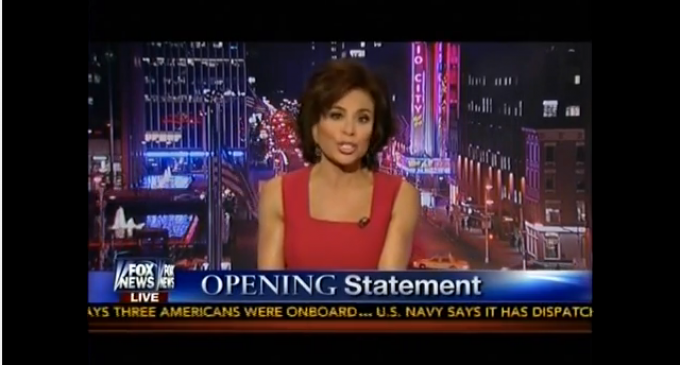 Judge Jeanine Pirro: Did Obama Commit Fraud Against You?