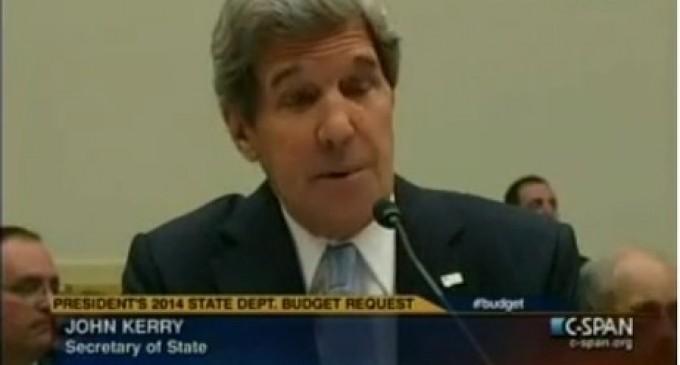 John Kerry Tells Congress He Will Not Allow Benghazi Survivors To Testify
