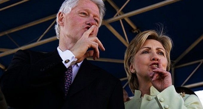 Hillary, Bill Clinton earn over $139M between 2007-14