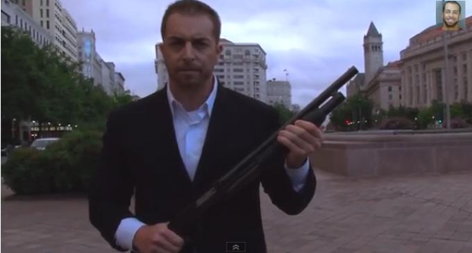 Libertarian Activist Adam Kokesh Pleads Guilty To Gun And Marijuana Charges