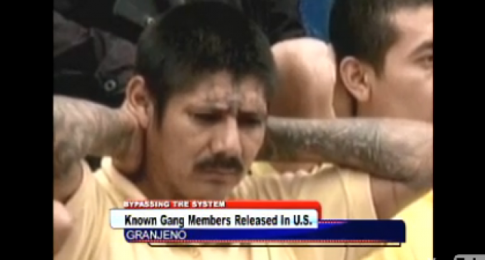 MS-13 : Easily Identifiable Gang Members Set Loose On American Streets By Border Control