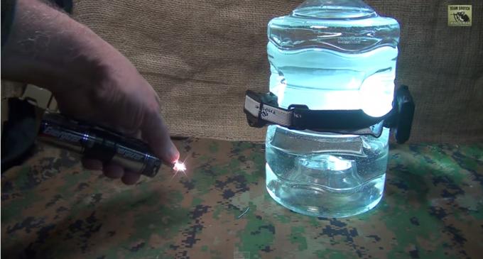Easily Make Homemade Flashlights + Make A Lantern With A Flashlight