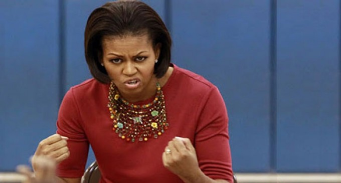 U.S. Navy Says No To Michelle Obama's Intrusion Into Their Diet