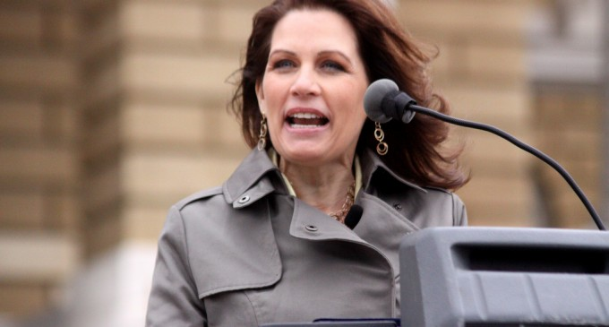 "Bachmann: Obama has ""committed impeachable offenses"""