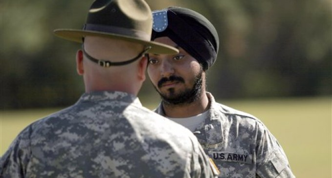 US Military to Allow Religious Clothing  And Observances