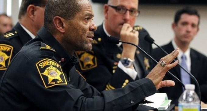 Milwaukee County Sheriff: 2nd American Revolution Will Happen Upon Gun Confiscation