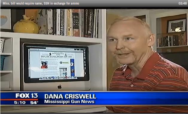 New Mississippi Gun Bill Puts Targets On Gun Owners Backs