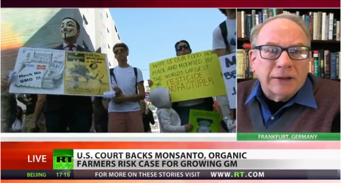 US Supreme Court Backs Monsanto Monopoly