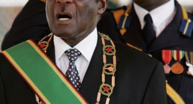 President of Zimbabwe: White People Can't Own Land