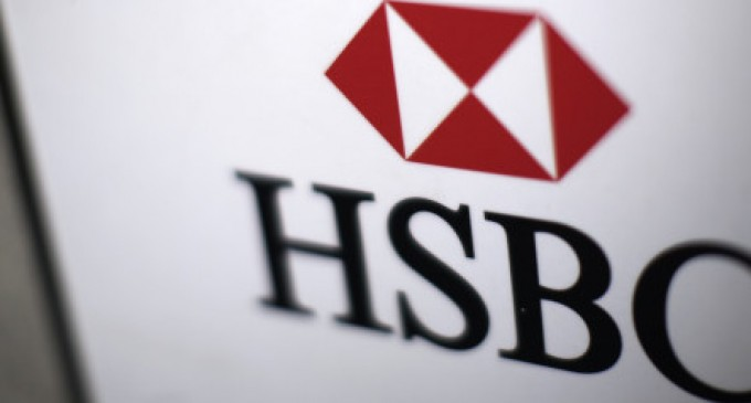 HSBC Gets Slight 'Slap On The Wrist' For Terrorist Transactions