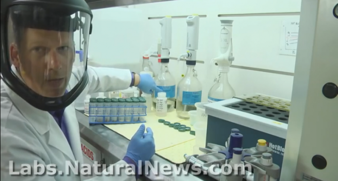 Natural News: Flu Vaccine Has Mercury 25,000 Times Than EPA Limit For Water