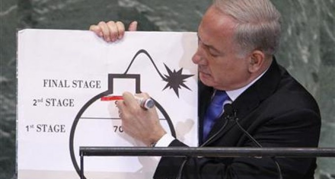 US And Israel Provide Military Support And Parts To Iran, Who Then Arms Syria