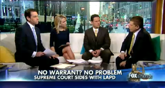 Supreme Court: Cops Don't Need Warrant If Only One Person Allows Entrance