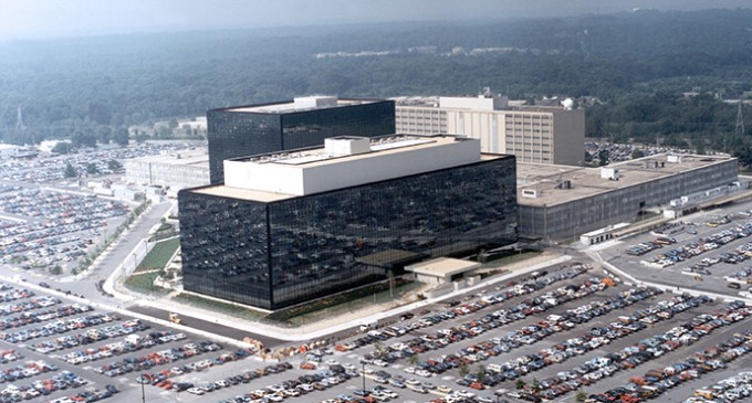 UPDATE: 2 US Senators Propose Bill To Shut Off NSA's Water Supply In California