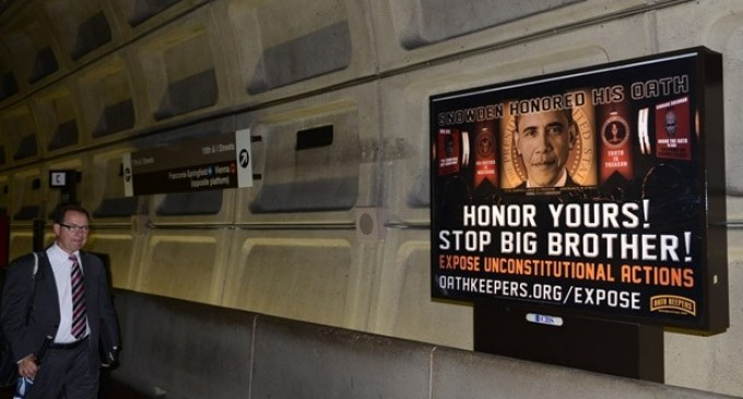 Civil War Alert: Veterans Group Behind Anti-Government Billboards Now Forming Militia Cells