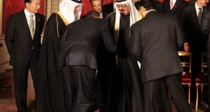 After All The Butt Kissing, Saudis Still Reject Obama