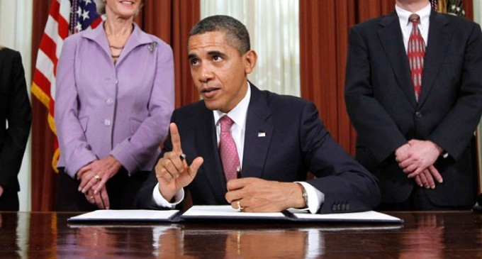 Obama To Bypass Congress And Grant Illegals Amnesty