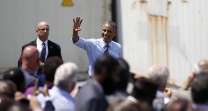 Obama's Bizarre Detachment Over The Murder Of 295 Passengers Aboard Malaysian Flight