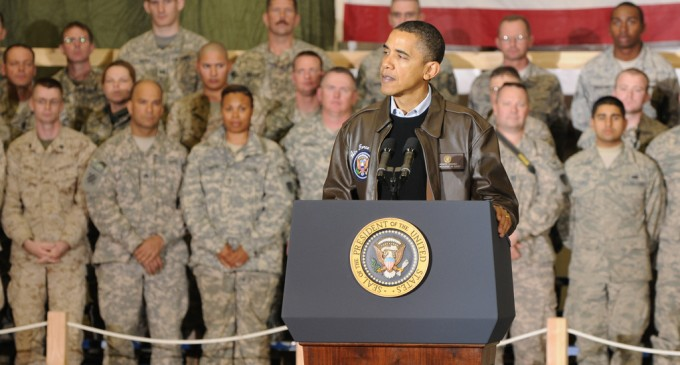 US General: We Must Force Obama To Resign