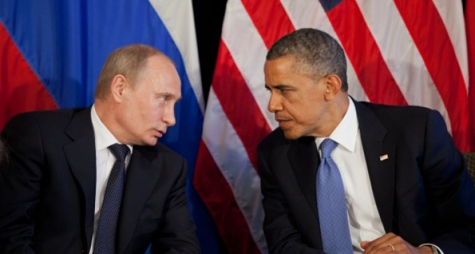 BUSTED: Obama Giving Russia Free, High-Level Military Equipment