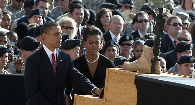 Sgt. Isaac Sims: Latest Casualty In Obama's War On Veterans And Active Military